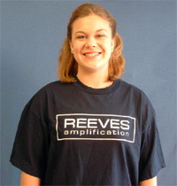 Reeves Amplification T-shirts