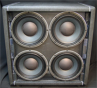 Reeves 4x10 Bass Cabinet