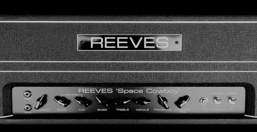 Reeves Space Cowboy - 1