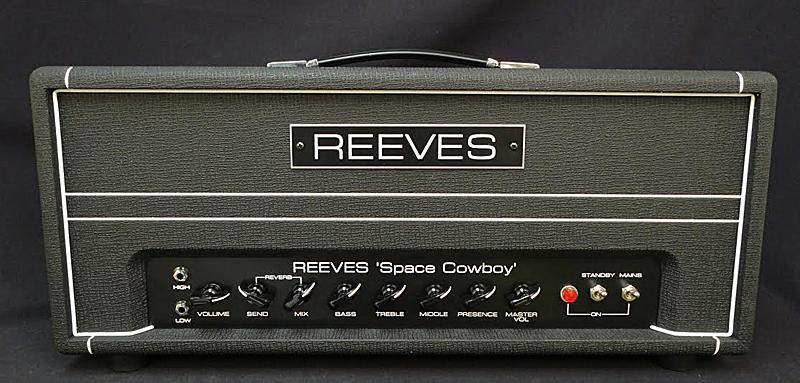 Reeves Space Cowboy