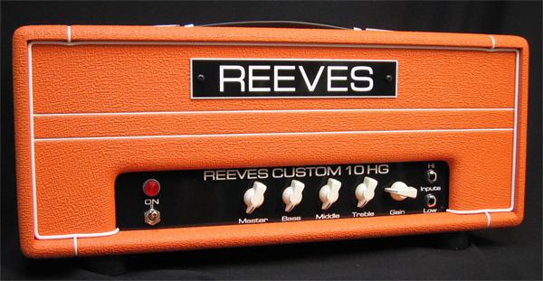 Reeves Custom 10HG Head