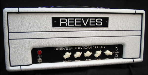 Reeves Custom 10HG Head