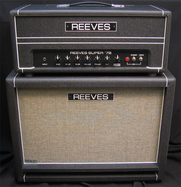 Reeves Super '78 and Cab