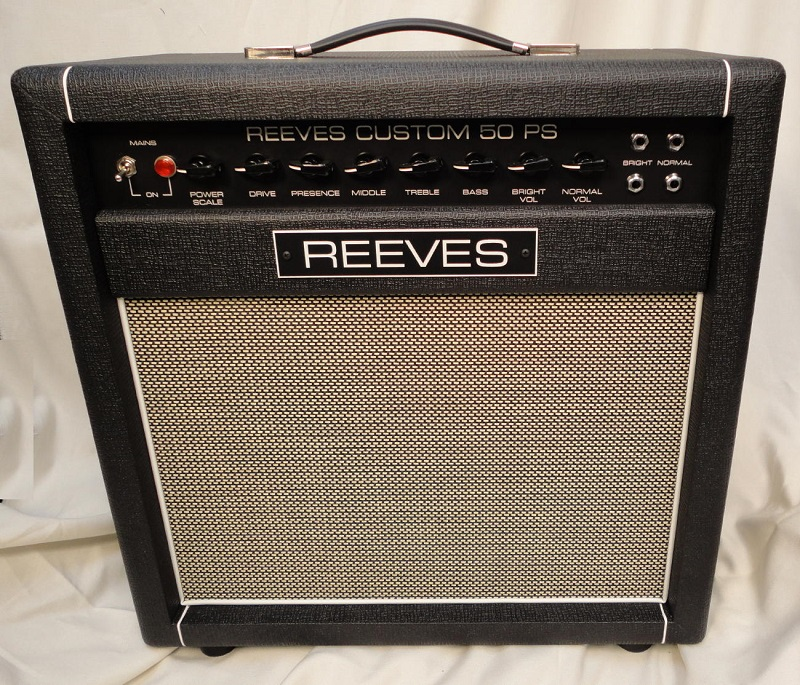 Reeves Custom 50PS Combo